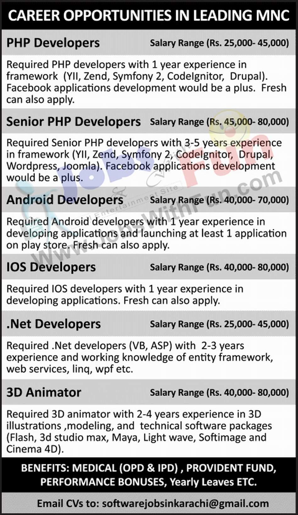 Software Engineering Jobs In Leading MNC Karachi   Jobs